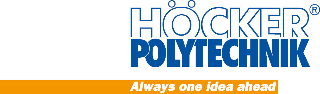 Logo Höcker Polytechnik - Always one idea ahead